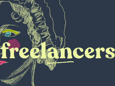 Changes for freelancers 1/2 creative business typography recoleta procreate lettering brexit tax ir35 business of design freelancers