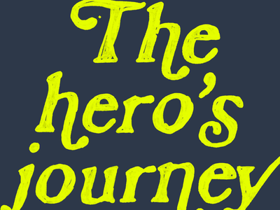The hero's journey purpose and passion the heros with a thousand faces joseph campbell work culture dream big designers life solopreneur creative purpose the heros journey