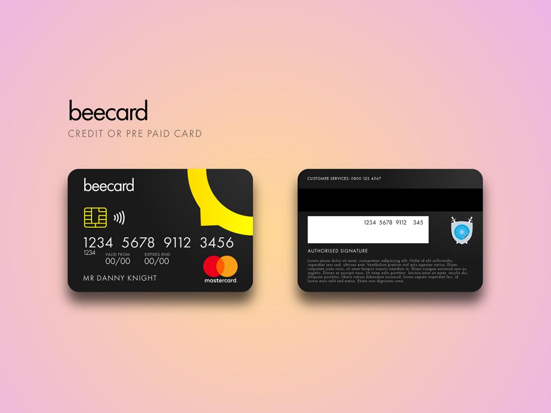 BeeCard credit card finance