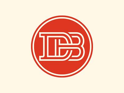 DB db monogram