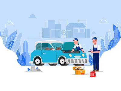 Carser animation designs graphic adobe illustrator ux ui digital 2d character logo branding art photoshop art illustration flat design vector
