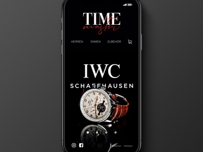 Time Master Watch Shop