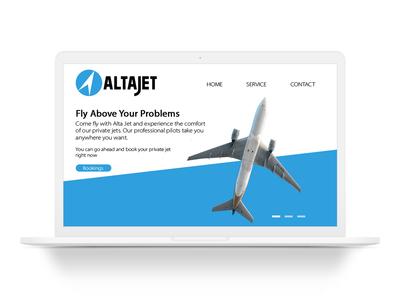 Altajet Mock Up