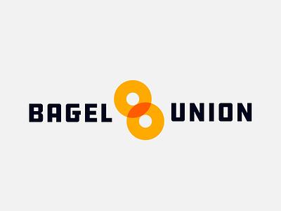 Bagel Union thick lines farmers market bagel union bakery startup bagels ddc logo portlandnw portland pdx