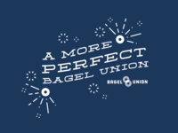 A More Perfect Bagel Union