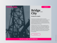 Bridge City + PageCloud