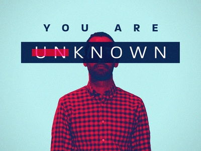 You Are Known Series Art