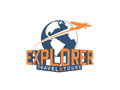 Explorer Travel and Tours Logo