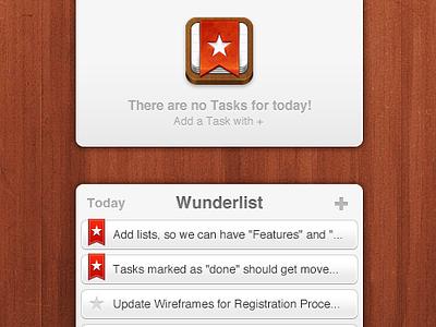 Wunderlist Android Widget 6wunderkinder wunderlist widget android task upcoming ui badge todo interface list table