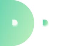 D Logo Design Concept