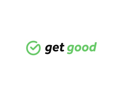 Getgood Logo clean g logo brand identity branding logo