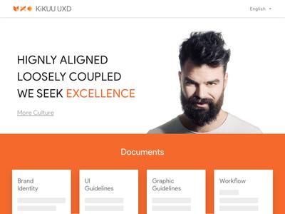uxd Website