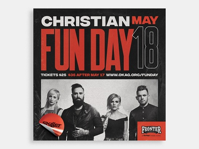 Christian Fun Day -  Frontier City