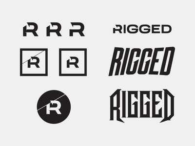 Rigged Logo