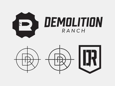 Demolition Ranch Logo