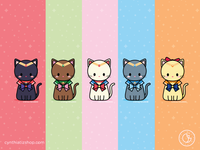 Sailormoon Cats