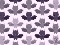 Cute Bat Pattern