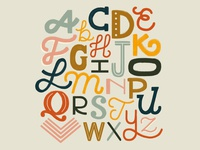 ABCs in Typography