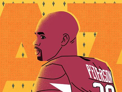 AP To AZ editorial adobe photoshop illustrator football arizona cardinals nfl sports illustration