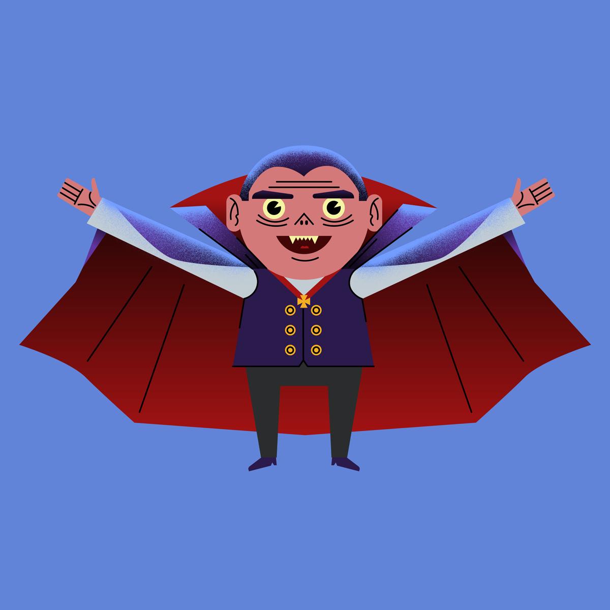 Bat vampire 01