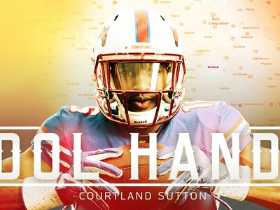 Courtland Sutton Back 2 Campus