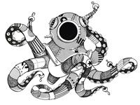 robo octopus