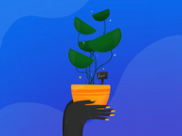 Carnivorous plant 🌿