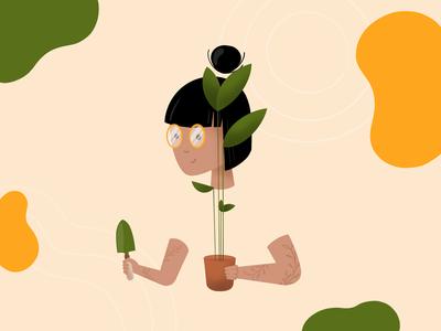 Avocado Lady 🌱