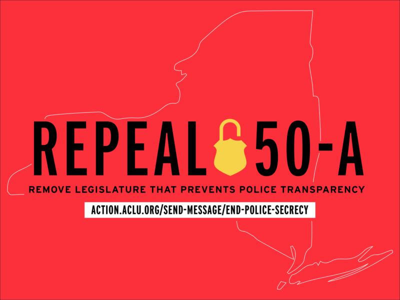 Repeal 50-A psa blm black lives matter blacklivesmatter repeal 50a