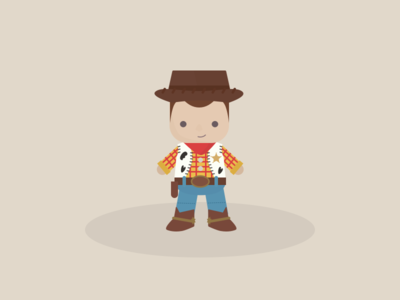 035: Woody illustration 100daysofillustration 100days