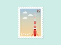 072: Tokyo Tower