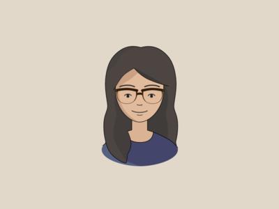 076: Coworker #1 illustration 100daysofillustration 100days