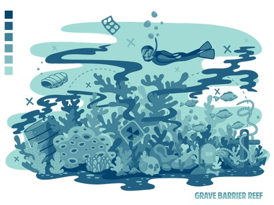 Grave Barrier Reef