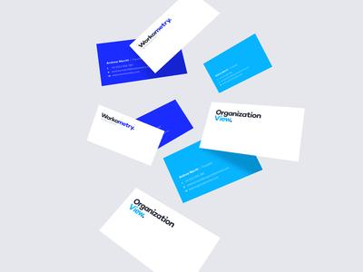 OrganizationView & Workometry Business Cards