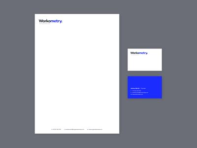 Workometry stationery