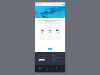 Organisation View website