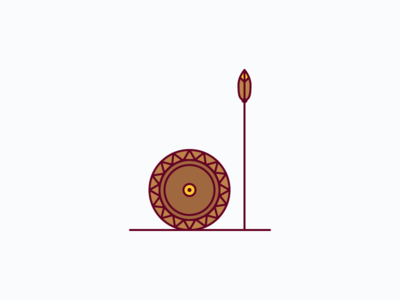 Ancient Weapons: Spear & Shield