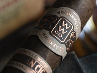 Woodinville Whiskey Co Cigar Bands