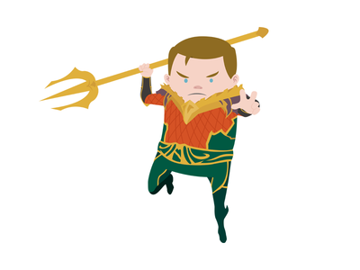 Aquaman aquaman illustration digital art dc comics