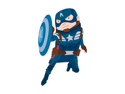 Captain America superhero marvel illustration hero digital art comics captain america avengers