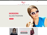 Quality Shop – New eCommerce PSD Template