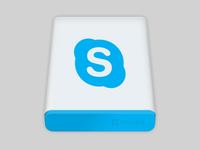 Skype 7 for Mac Installer Icon