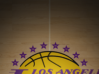 Lakers court iphone