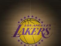 Lakers court ipad