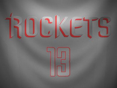 Houston Rockets Christmas Day Jersey