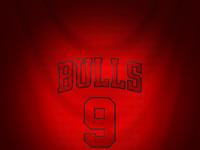 Ipad jersey christmas bulls deng