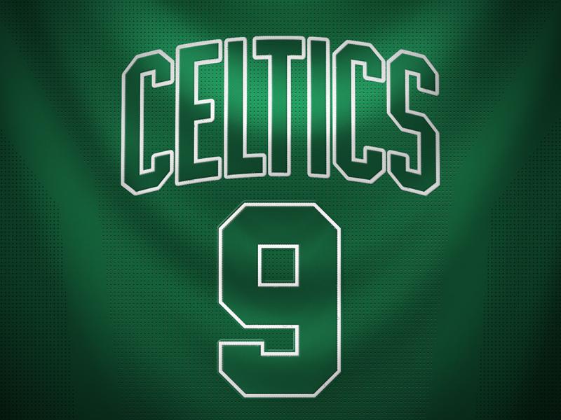 purchase cheap c41cc 834e1 Boston Celtics Christmas Day Jersey by Robert Cooper on Dribbble