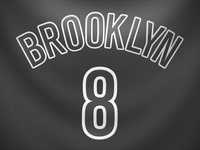 Brooklyn Nets Christmas Day Jersey