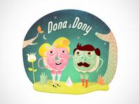 Donna & Donny