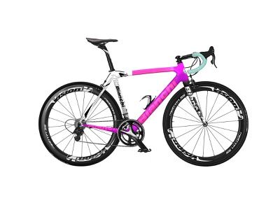 Bianchi Sempre Pro Pink bicycles sport bicycling design bicycle